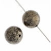 Pyrite 10mm Round 17pcs Approx